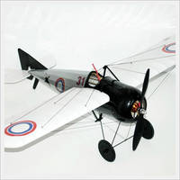 RC Model Morane-Saulnier Type N