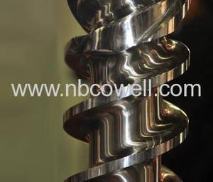 Wholesale General Mechanical Components Processing Services: Screw and Barrel for Rubber Processing Machinery