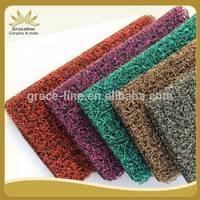 PVC Coil Carpet Roll Used Car Mat