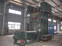 Sell Strand weave Bamboo flooring press Machinery production line