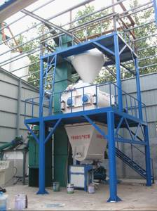 Wholesale flying training: 12ton/H Automatic Dry Mortar Mix Plant Prduction Line