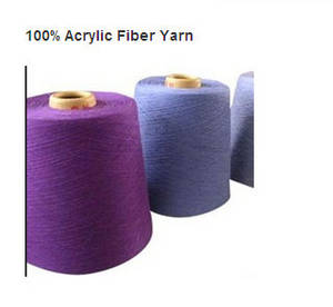 Wholesale machine embroidery thread: 100% Acrylic Fiber Yarn