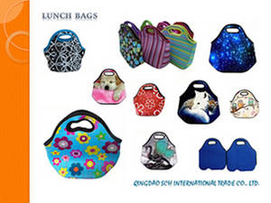 Wholesale Picnic Bags: Neoprene Lunch Bags