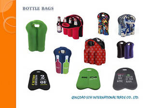 Wholesale Speciality & Promotional Bags: Neoprene Bottle Bags