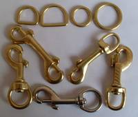Sell Solid Brass Snap Hooks