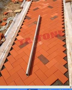 Wholesale Pavers: Clay Solid Red  Bricks for Roads or Pavements
