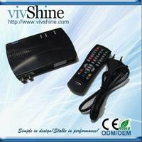 Digital Satellite Receiver DVBS-B9 with USB PVR