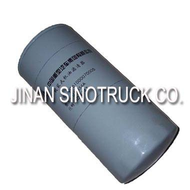 fuel filter: Sell truck parts , Howo fuel filter