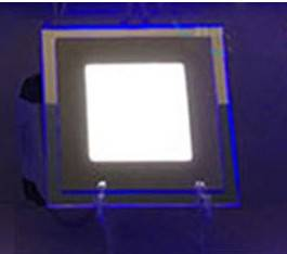 led panel: Sell bicolourable led panel downlights