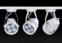 LED Track Lighting Osram PAR30 LED Track 35w LED Track Spot Light for Clothe Store
