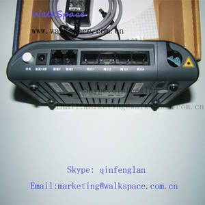 Wholesale sip ip phone: Original Fiberhome GPON FTTH/FTTO ONU Fiber Optic Terminal with 4 LAN Ports and Two Voice Ports.