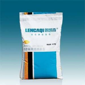 Wholesale stand up plastic bags: Kraft Paper Cement Bag/Stand Up PP PE Woven Plastic Laminated Bag
