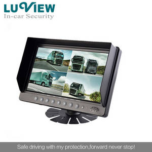 Wholesale car monitor: 9 Inch Stand-alone Digital Car Monitor for Truck