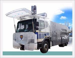 Wholesale water cannon: Water Cannon Riot Truck