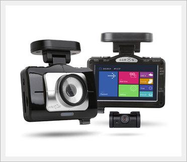 2CH Full HD Dash Cam LK-9370 WD