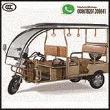 Wholesale curtain tracking: ICAT Approved E Rickshaw for India Market Passenger Transportation Use
