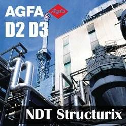 Wholesale j: AGFA Structurix NDT X-ray(Xray) Film D2 D3