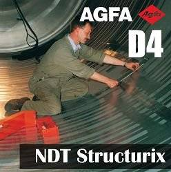 Wholesale z: AGFA Structurix NDT X-ray(Xray) Film D4