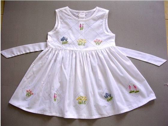 Sell Embroidery Baby Clothing Id 9500266 From Quang Thanh