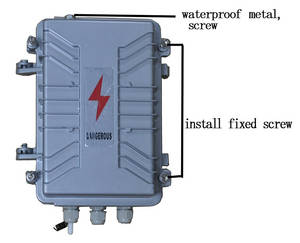 Wholesale alarm system: SMS Antitheft Power Alarm System Manufacturers for Transformer with Solar Panel 220V