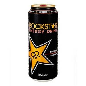 Wholesale drink: Rockstar Energy Drink  Energy Drink 16 Fluid Ounce Pack of 24