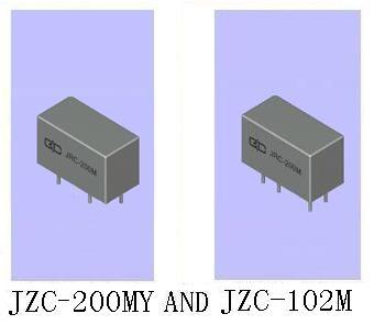 jpy-215m微型密封电磁继电器