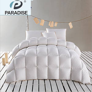 Wholesale microfiber: China Supplier Hotel 100% Cotton White Down Alternative Comforter/Microfiber Quilt/Polyester Duvet