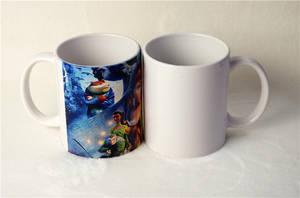 Wholesale ceramic mug: White Blank Ceramic Mug,11oz Ceramic Sublimation Mug