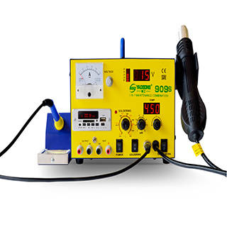 rework station: Sell YAOGONG Big Deal 909S Autocut hot air 3 in 1 DC power supply soldering rewo