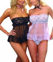 Sell Sexy lingerie babydoll set EB020