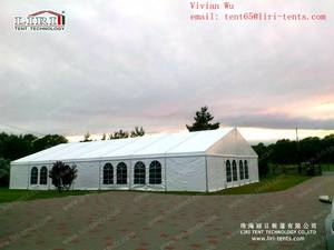 Wholesale outdoor tents for events: Fire Retardant Roof Cover Outdoor Party Tent for Event