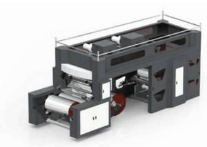 Wholesale flexographic printing machine: Central Drum Central Impression CI Flexographic Printing Machine with High Speed