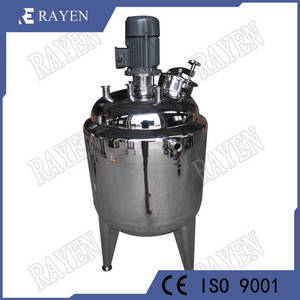 Wholesale chemical respirator: Stainless Steel Pressure Reactor Chemical Reactor Tank Reactor