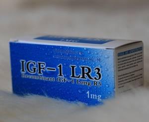 Wholesale igf1lr3: IGETROPIN 1000mcg Kit,IGF-1 LR3,IGF,Recombinant IGF-1 Long R3,IGF1 LR3