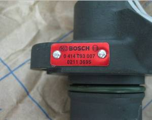 Wholesale diesel pump parts: Construction Machinery Engine Parts Original Diesel Unit Fuel Pump 0414693007, 02113695, 04289982