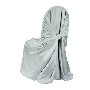 Wholesale chair cover: Satin Pillowcase Chair Cover