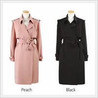 Madical Trench Coat