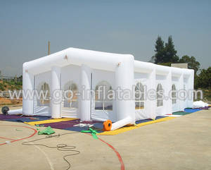 Wholesale car parking tent: Giant Inflatable Tent Inflatable Party Tent Big Inflatable Tent