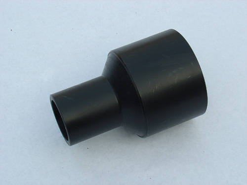 Hdpe reducer pipe fittings from hangzhou zaihong lige