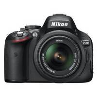Nikon D5100 16.2MP CMOS Digital SLR Camera with
