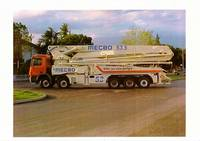 BRAND-NEW Concrete Pump Truck 10x4 - 53m