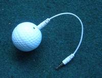 Sell speaker 1:1 golf ball with Bluetooth