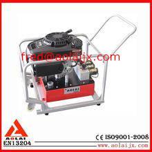 Wholesale gasoline engine hydraulic pump: Thriple Output Hydraulic Motor Pump