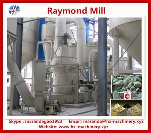 Wholesale non electrical power system: Stone Grinding Machine / Powder Production Line; Grinding Mill for Mineral Powder Processing