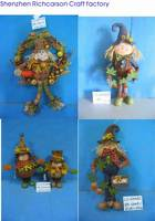 Sell Harvest/Fall Wreath/ Scarecrow