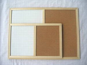 Wholesale memo board: MEMO BOARDS with Wooden Frame