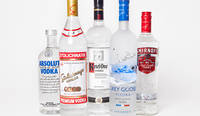 Vodka,Cognac,Ciroc Blue Frost Vodka 0.70cl,Russian Standard Vodka