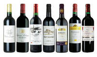 French Red Bordeaux Wine, White Wine, Red Wine, Rose Wine and Chardonnay and Other Wines
