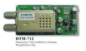 Wholesale for cars: DVB-T Digital TV Receiver Module for Car