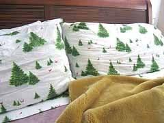 Wholesale bed sheet set: Christmas Bed Sheet Set